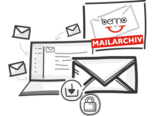 Benno MailArchiv Scribble
